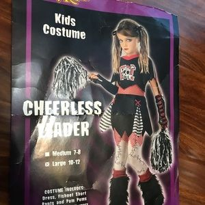 Other - 🎃🎃🎃 cheerless leader costume 🎃🎃🎃